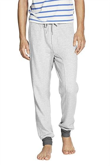 Cuff trackies are in this season! Flattering on most shapes, these are super comfortable and great for about the house or on the street.