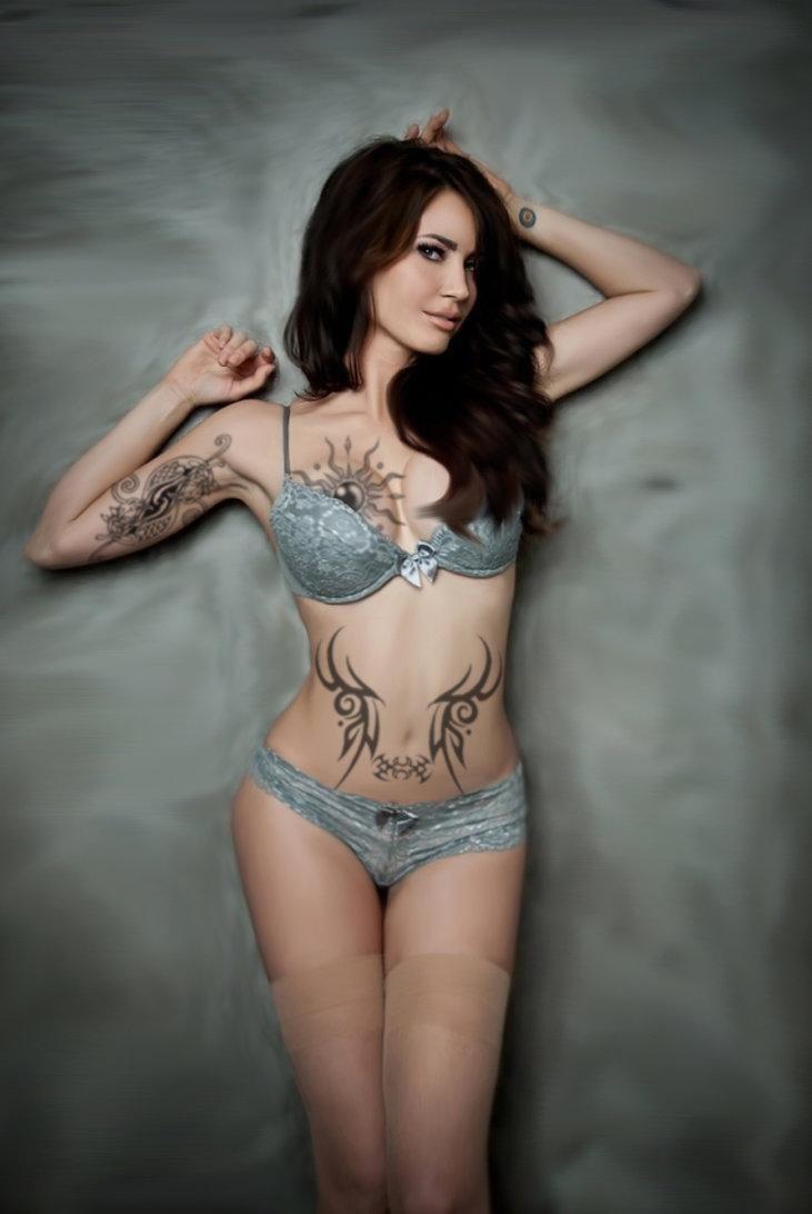 Tanit Phoenix Hot Bikini Photoshoot 2015 (3)