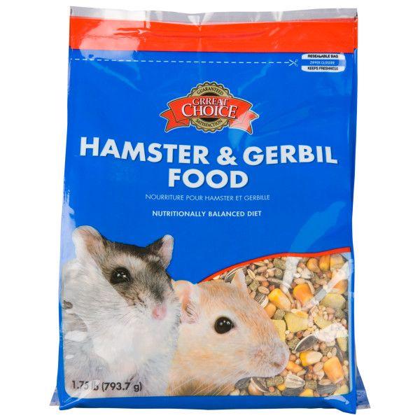 Grreat Choice® Hamster & Gerbil Food Food PetSmart