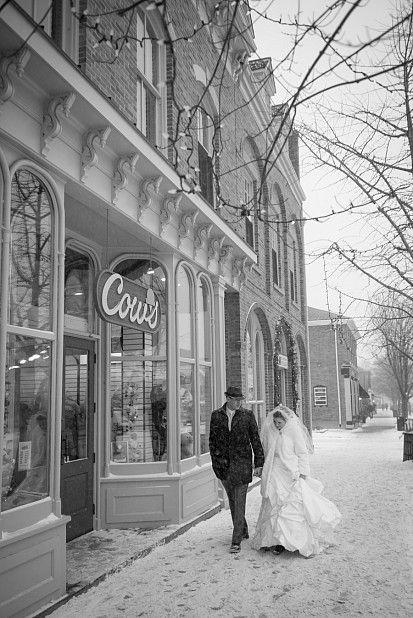 Shawn Taylor : Niagara Wedding Photographer