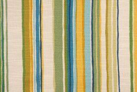 Swavelle/Mill Creek :: Mill Creek Thetford - Sussex Textured Cotton Drapery Fabric in Mediterranean $9.95 per yard - Fabric Guru.com: Fabric...