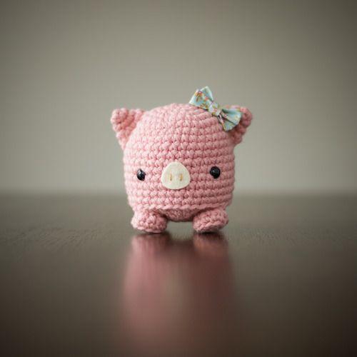Free pig pattern