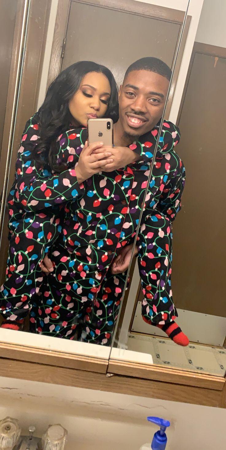 Couples Christmas Matching christmas pajamas couples