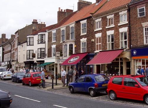 Stokesley, England
