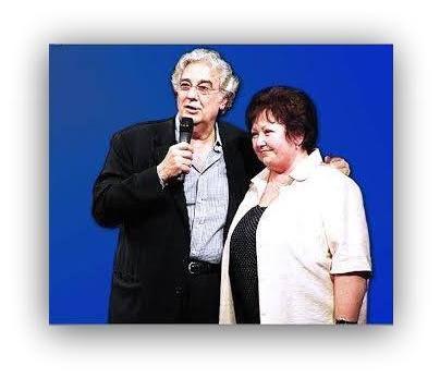 Kincses Veronika és Placido Domingo OPERÁLIA Nemzetközi Énekverseny - 2009. Hungary, Pécs