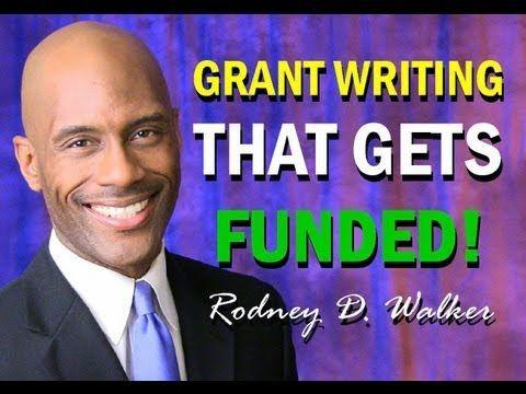 grant proposal writing classes