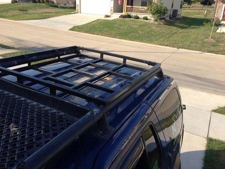 xterra aftermarket roof rack
