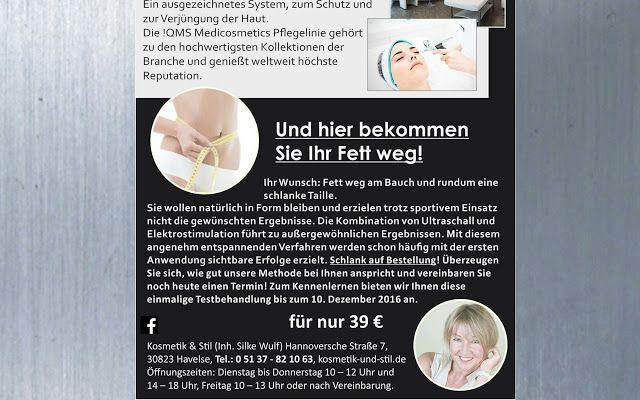 Google+#kosmetik . #hannover #hautpflege #garbsen #qmsmedicosmetics #smf #smfland #steinhudermeerflair #haut #beauty #gesundheit #gesund #wellness #werbung