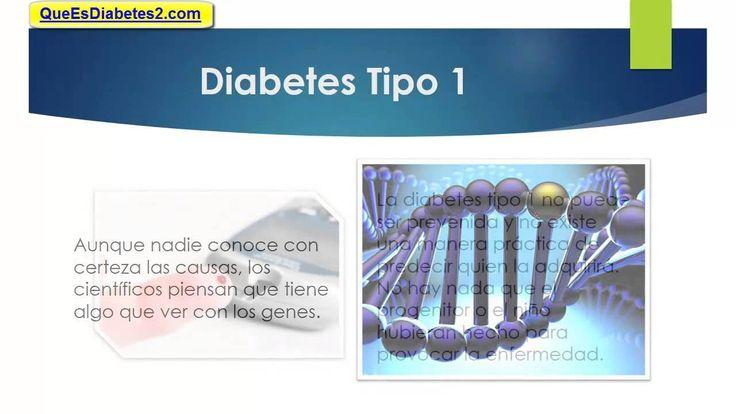 Diabetes Tipo 1 - Sintomas de la diabetes tipo 1