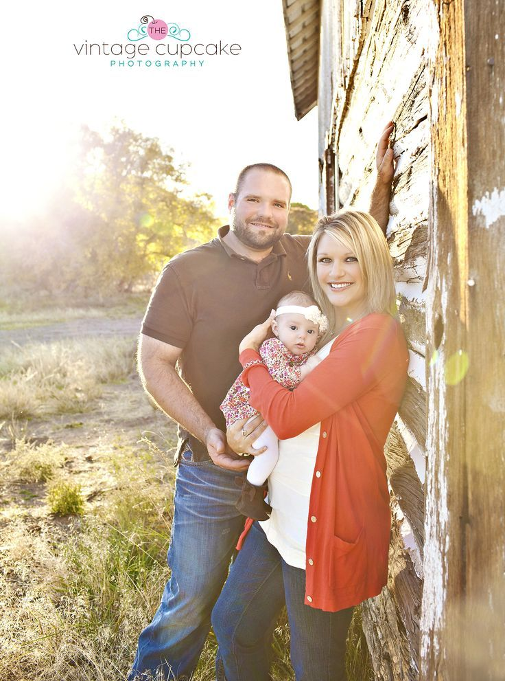 Fall Family Portraits | Fall family portraits against old white barn in field Denver, Colorado ...