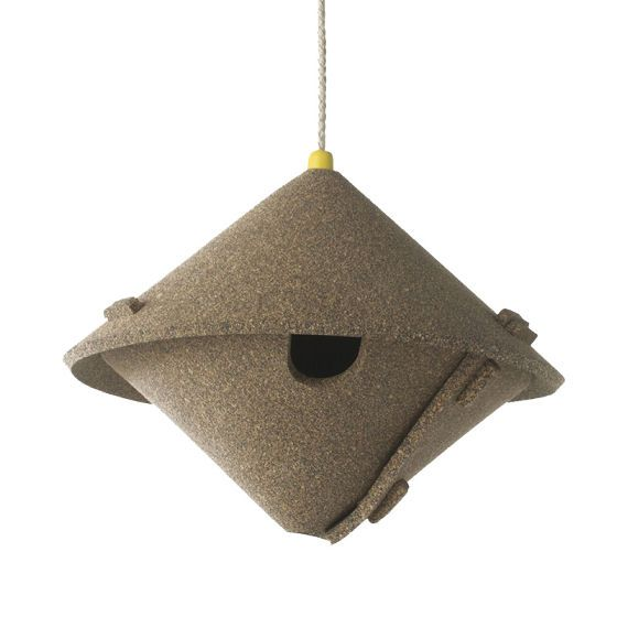 Contemporary birdhouses – Grand Designs for our feathered friends  #fågelholk
