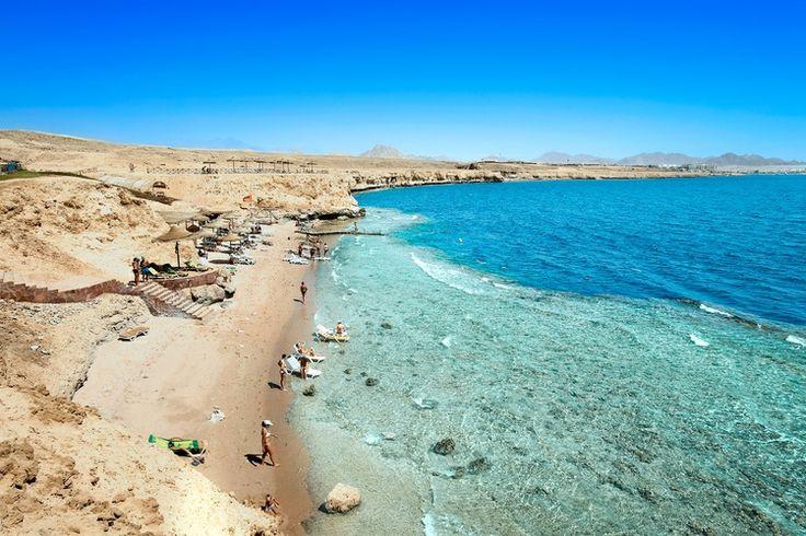 Spiaggia #MarRosso