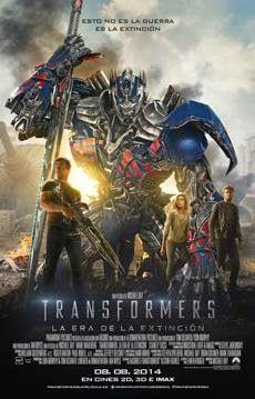 Transformers 4: La Era de la Extincion