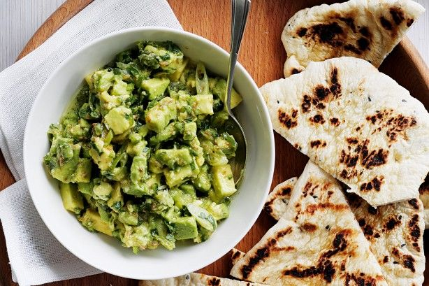 Spiced with the flavour of India, this creamy avocado dip is sure to be a hit at…