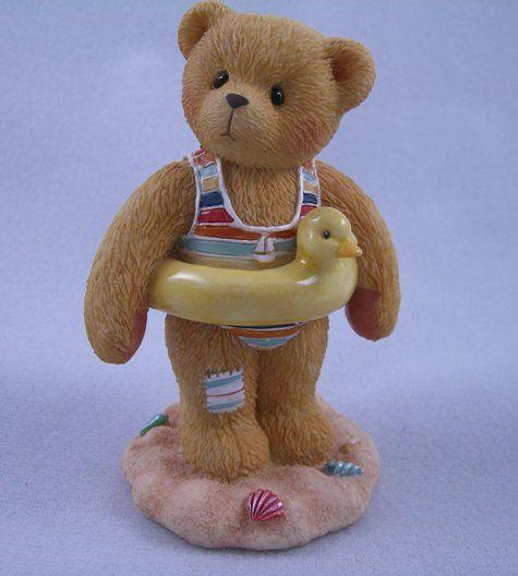 Jerry cherished teddy