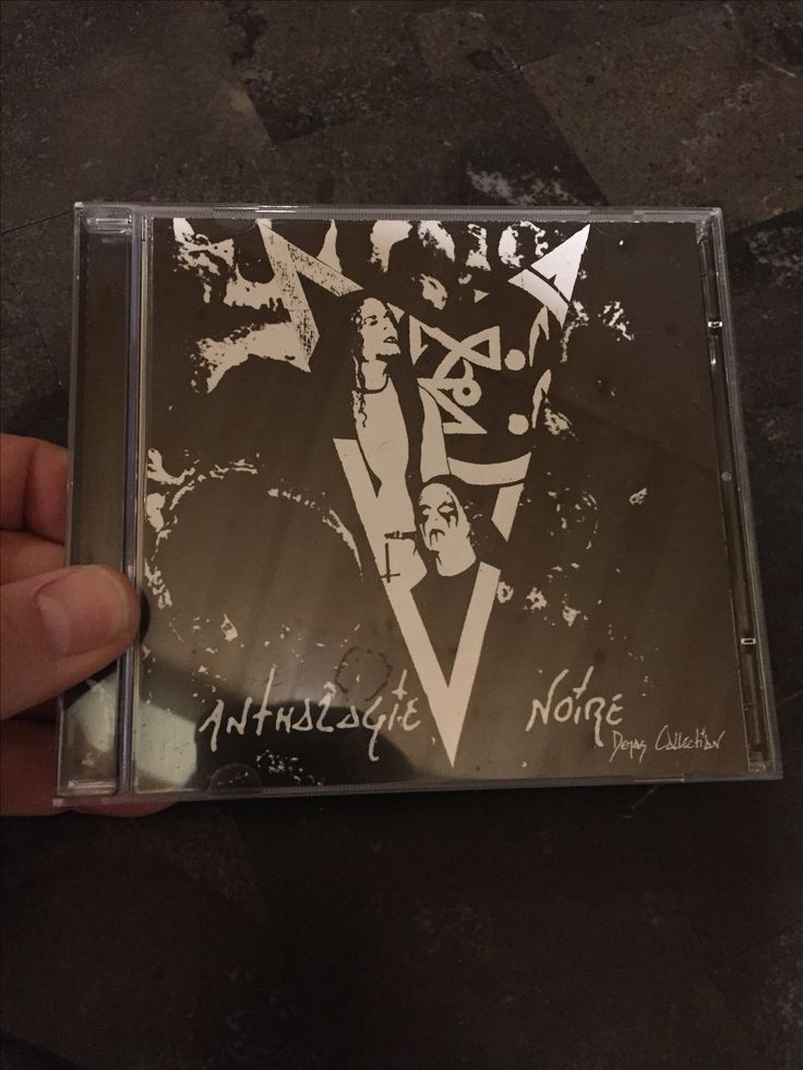 Vlad Tepes - Anthologie Noire  Released by Drakkar Productions