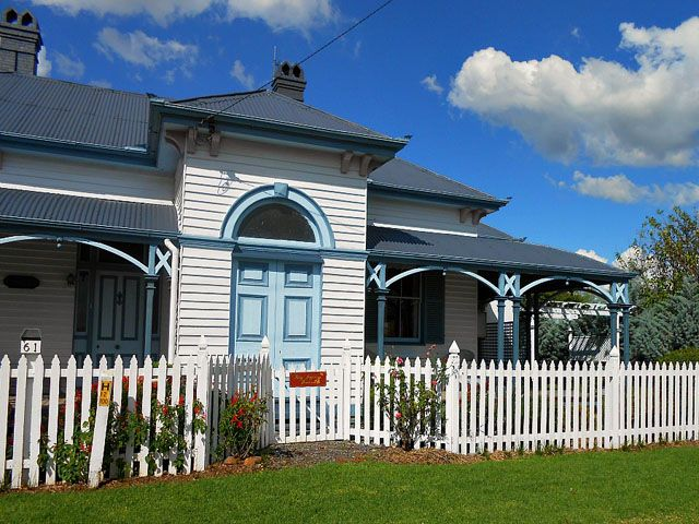"""P L Travers home in Allora QLD, Australia """"The Mary Poppins House"""""""