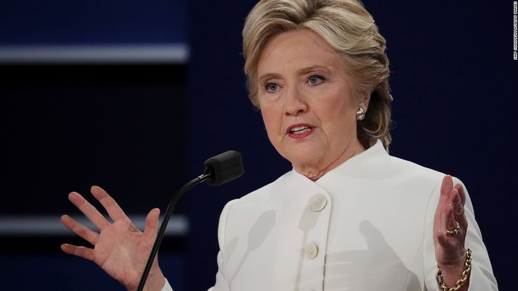 Hillary Clinton won the final presidential debate, topping Donald Trump by a 13-point margin according to a CNN/ORC poll of debate watchers, giving Clinton a clean sweep across all three of this year's presidential debates.