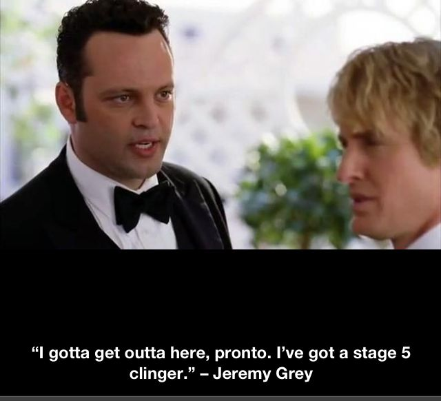 ♥ Wedding Crashers