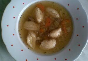 Noky do polévky
