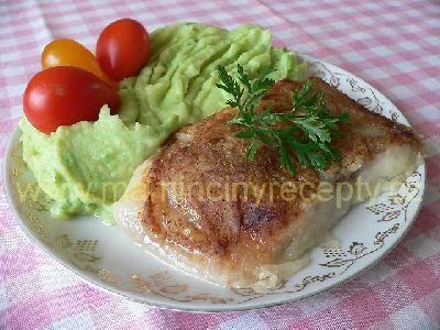 Ryba s hořčicí