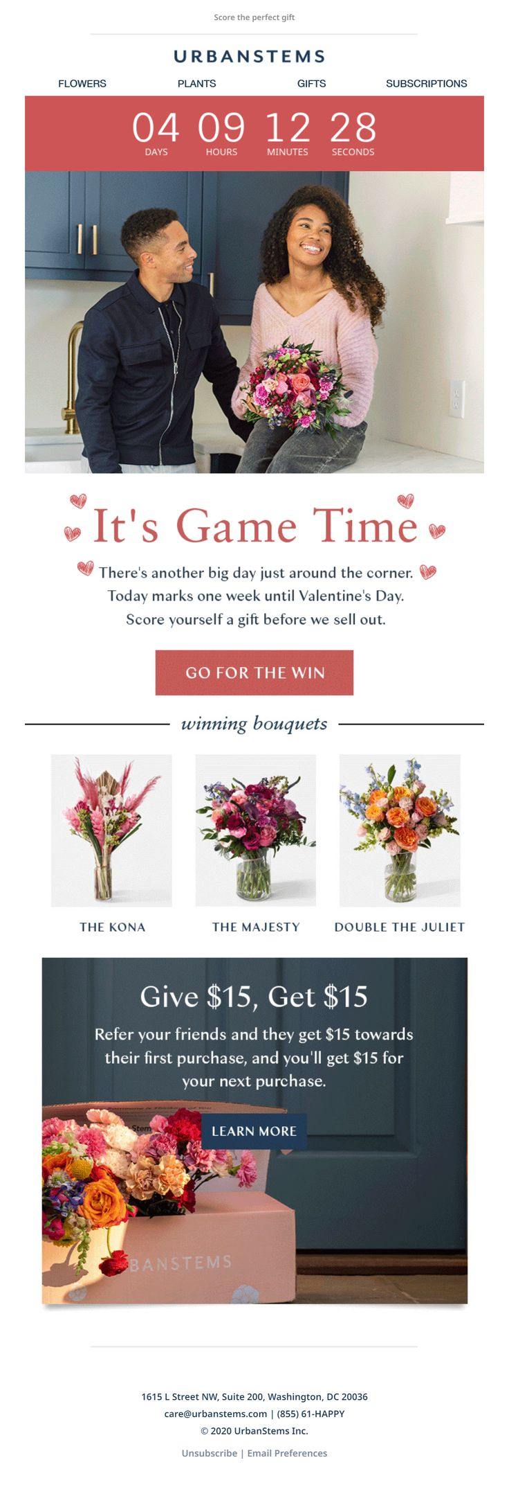 Flower & Plant Same Day Delivery » NYC, DC & Nationwide
