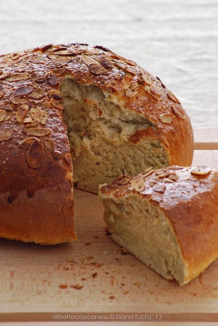 Tosca bread - Receta de pan dulce escandinavo de cardamomo