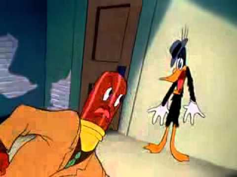 Daffy Duck Dick Tracy