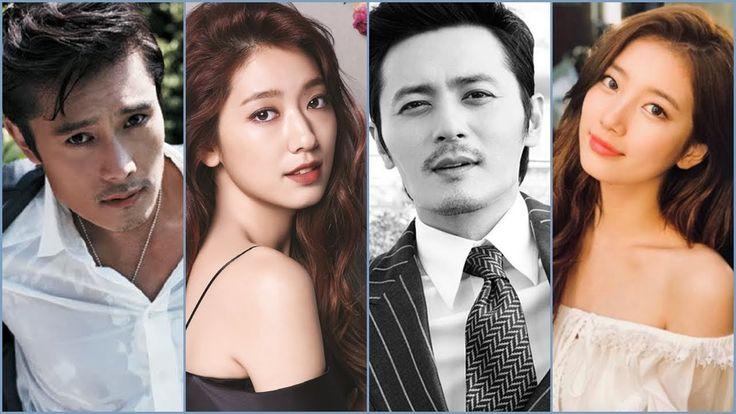 Big- name Korean stars return to TV via new dramas in 2018 we can't wait...