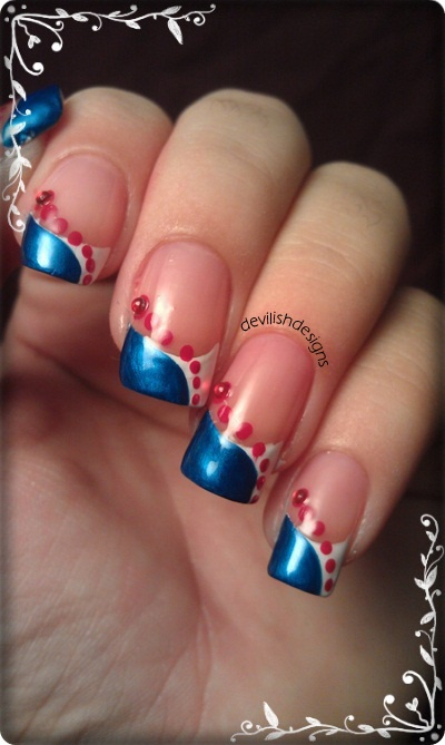 Best Nail Art Houston : Best images about nails houston texans on nail art