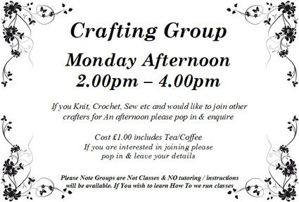 Crafting Group