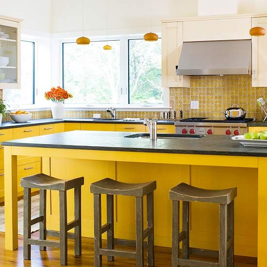 Mustard Kitchen Paint: 1000+ Images About Mustard-Colored Home On Pinterest