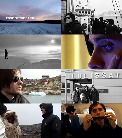 30 SECONDS TO MARS (making of ''A BEAUTIFUL LIE'')