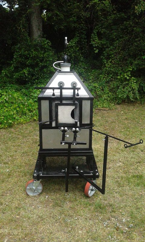 The most versatile (and affordable) mobile offhand glassblowing system on the market. Designed to be rugged and reliable for years of use and travel. The size and functionality offers excellent...