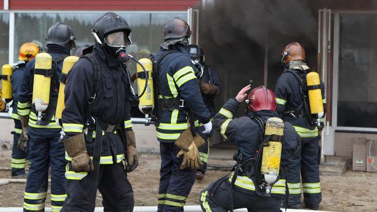 Palomiehillä iso riski altistua syöpää aiheuttaville aineille ja sisäilmaongelmille.
