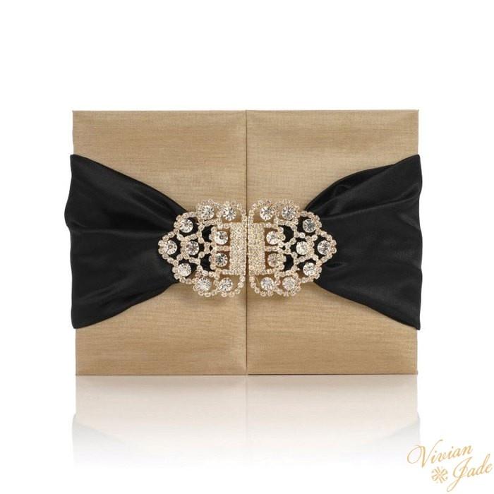 Couture silk box wedding invitations 63 best
