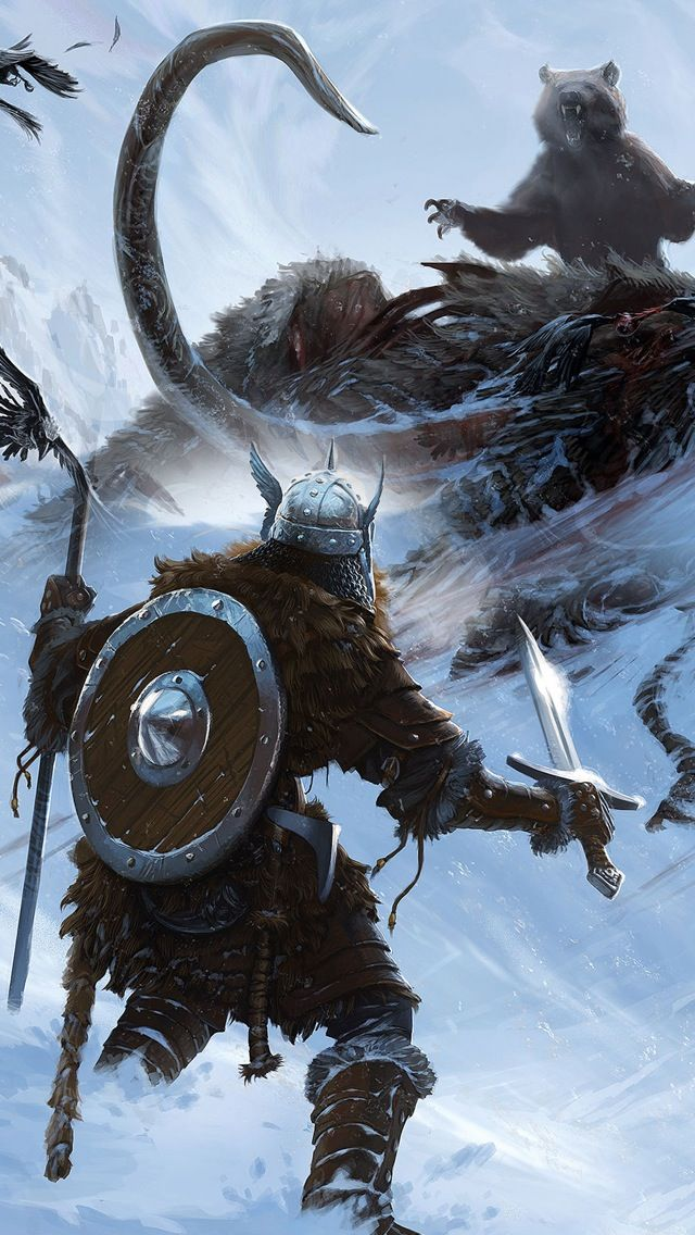 Epic Skyrim Art.