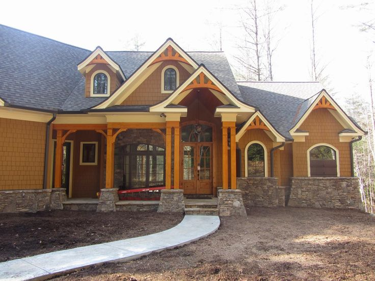 69 Best Nantahala Cottage Images On Pinterest Blueprints