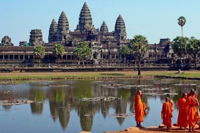 Descoperiri Cambodgia