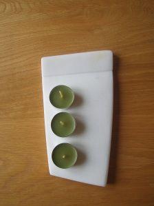 candle base