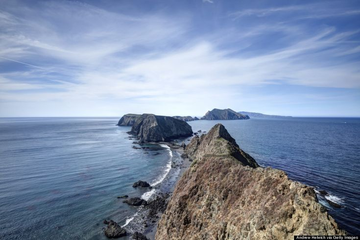 Channel Islands makes the list! 7 U.S. National Parks You Didn't Know Existed (although, we sure did!)