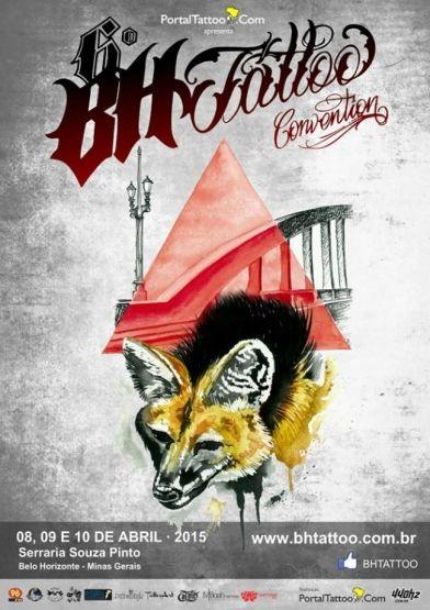 BH tattoo convention 2016