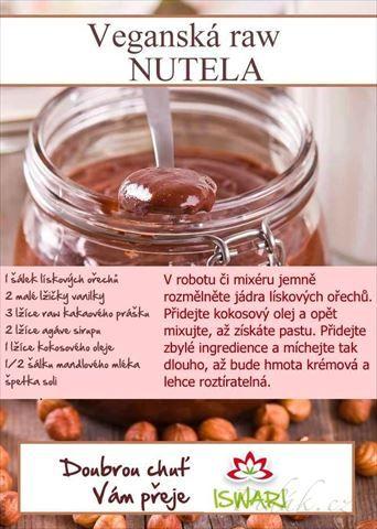 Picture of Recept - Domácí raw nutela