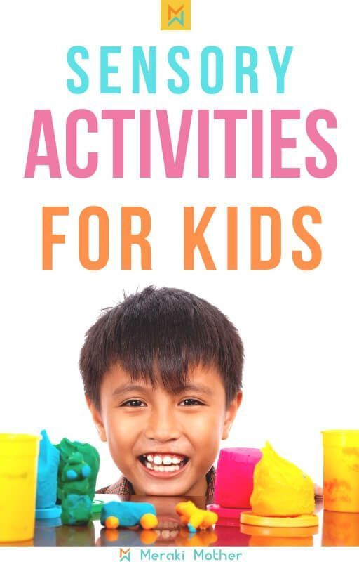 50+ Affordable Sensory Play Activities for Children's Brain