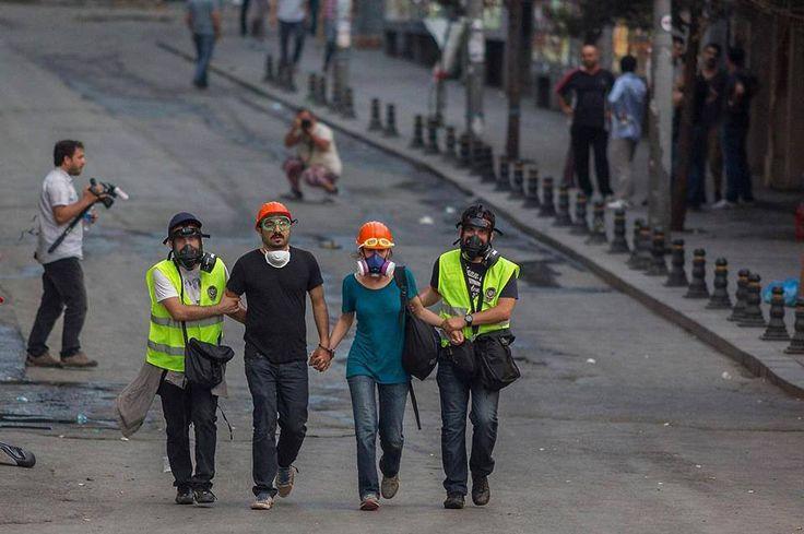 Aşk Örgütlenmektir. #occupygezi #direngezi