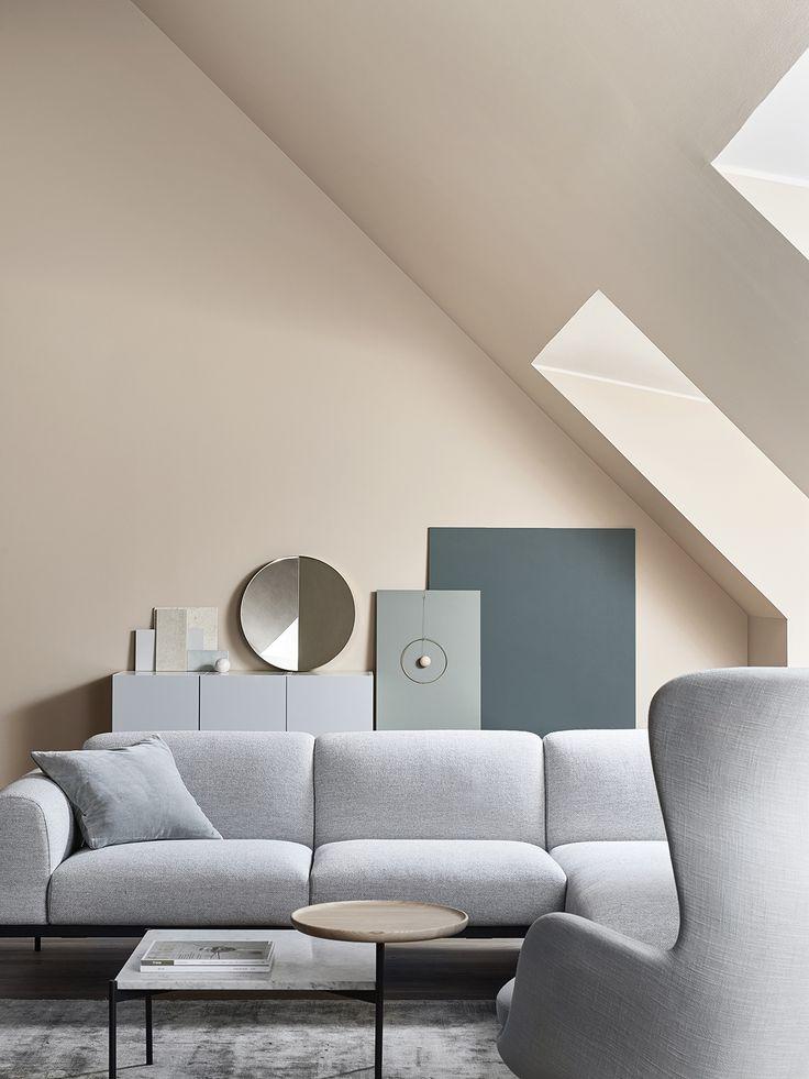 Tikkurila on lanseerannut uuden Color Now 2017 -värikokoelman ja samalla julkistettiin vuoden 2017 väri Angora H466 , ka...