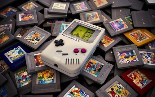 Nintendo #GameBoy #Retro #Gaming