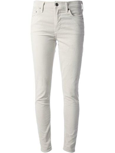Citizens Of Humanity Skinny Corduroy Trousers
