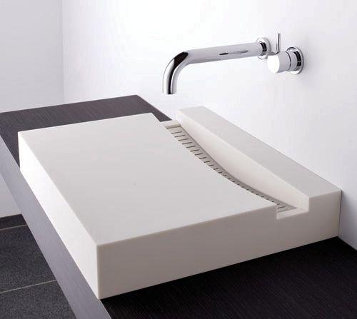 A Sink Must Catch The Water Zen Bathroombathroom Basinunusual