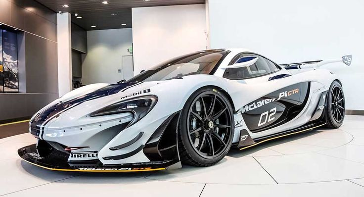 McLaren P1 GTR Listed For Sale In Southern California